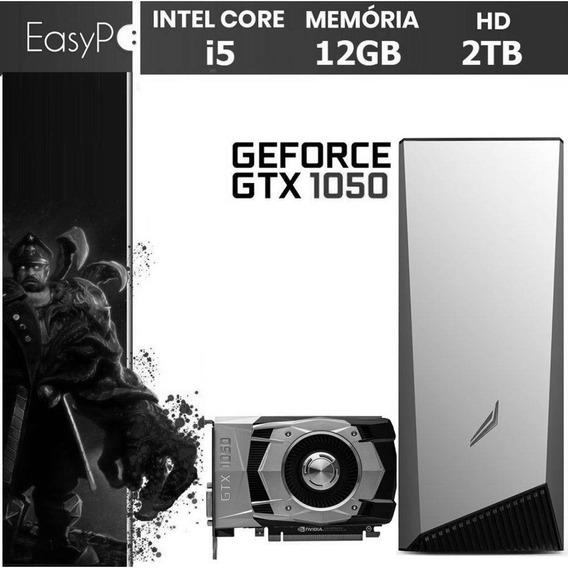 Pc Gamer Easypc Intel Core I5 12gb 2tb Gtx 1050 2gb