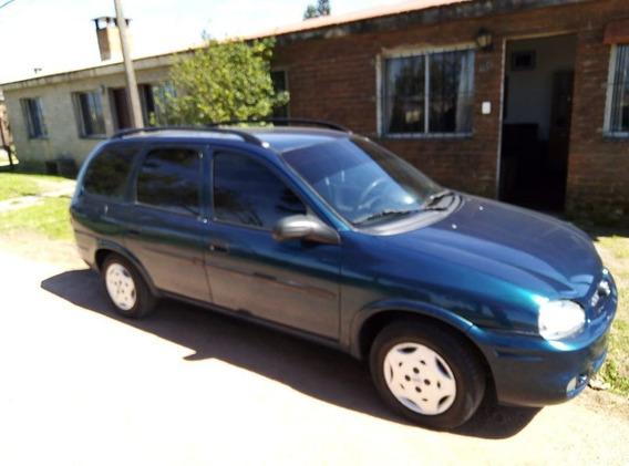 Chevrolet Corsa Wagon 1.6 Año 2001