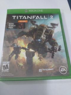 Titanfall 2 Xbox One Nuevo Fisico Sellado Envio Gratis