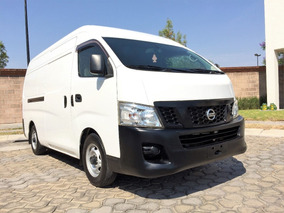 Nissan Urvan Nv-350 Panel Amplia Diesel Manual 2014