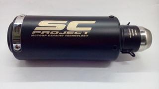 Escape Sc Project Gp Moto 250z 150z R6 Cbr600