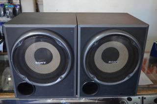 Subwoofer Sony Muteki 6 150 Watts
