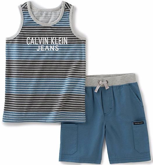 Conjunto 2 Peças Calvin Klein