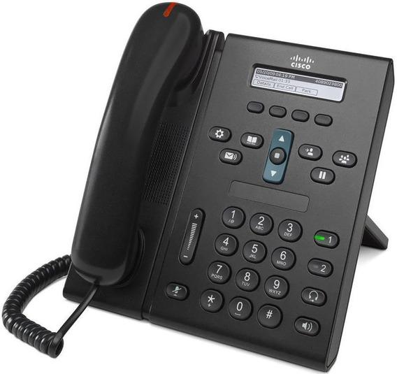Teléfono Ip Cisco Cp 6921 2 Líneas Nuevos Caja