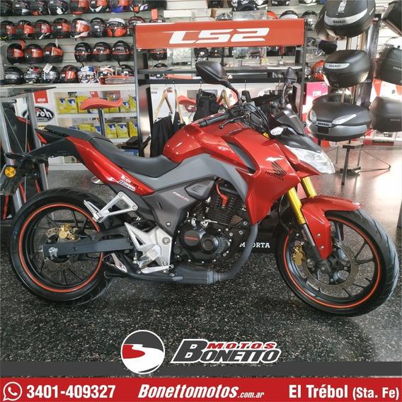 Honda Cb 190 - 2018 - 4000 Km - Bonetto Motos