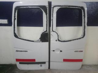 Porton Trasero Mercedes Benz Sprinter 415 Bajo (02904595)