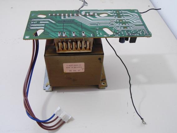 Transformador Trafo Fonte Sony Mhc Dp800av