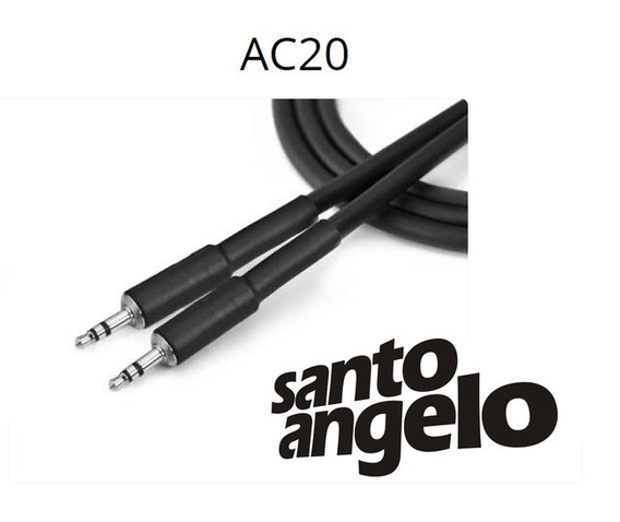 Cabo De Audio P2 X P2 2m iPod iPad Mp3 Gps Santo Angelo Nf