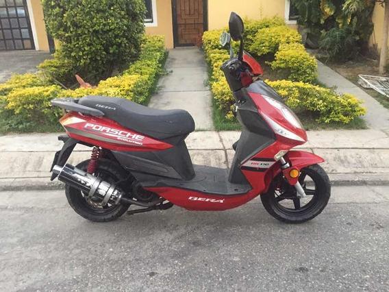 Scooter Bera Año 2014 Modelo Porshe Motor 150cc