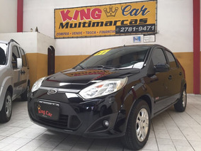 Ford Fiesta Sedan 1.6 Se 2011 Completo Kingcar Multimarcas