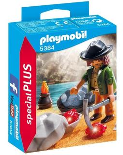 Playmobil Special Plus Buscador De Gemas 5384