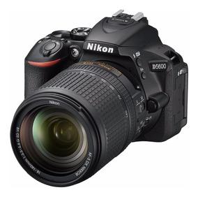 Nikon D5600 C/ 18-140mm F/ 3.5-5.6g Ed Vr + Envio Imediato