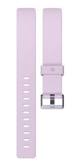 Malla De Silicona Para Fitbit Inspire - Talle S - Lila