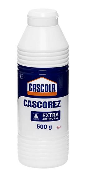 Cola Branca 500g Cascorez Extra