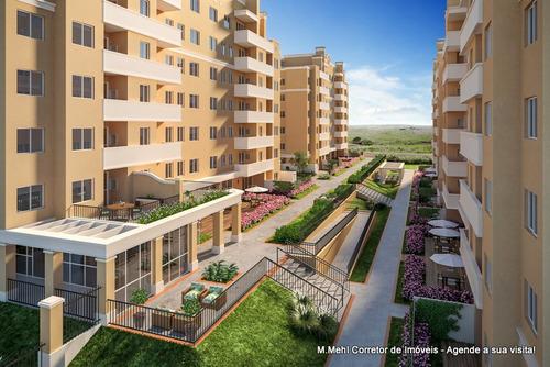 Apartamento Com 3 Dormitórios À Venda Com 121m² Por R$ 343.000,00 No Bairro Neoville - Curitiba / Pr - M2ne-sn405c