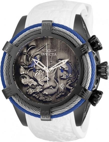 Relógio Invicta Koi Fish - Modelo 28218 Original