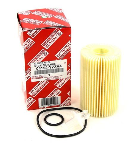Elemento Filtro Aceite Tundra/roraima/sequoia Toyota