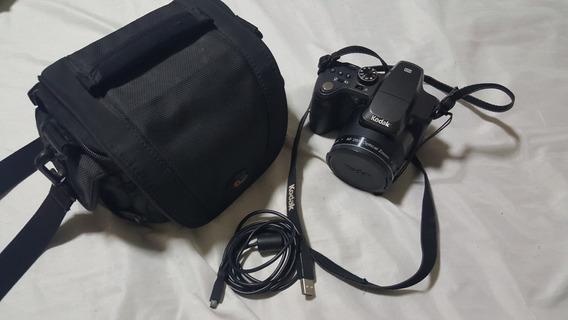 Câmera Semi Profissional Kodak Z981