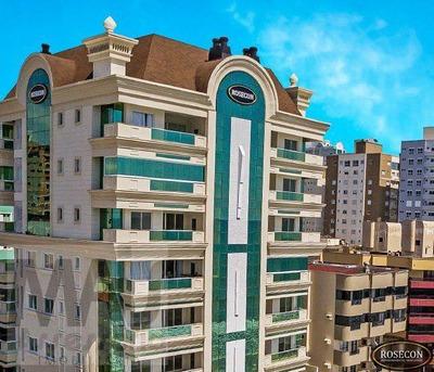 Apartamento Para Venda Em Itapema, Meia Praia, 4 Suítes, 3 Vagas - Hva018