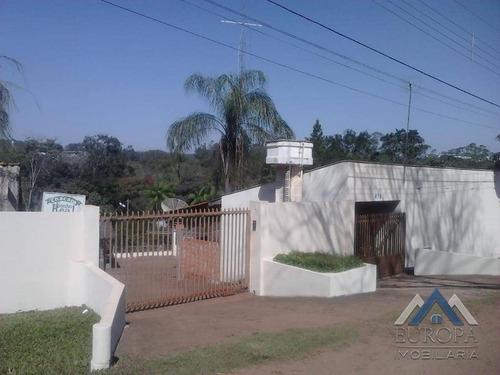Chácara Com 2 Dormitórios À Venda, 9252 M² Por R$ 1.280.000,00 - Rui Barbosa - Londrina/pr - Ch0041
