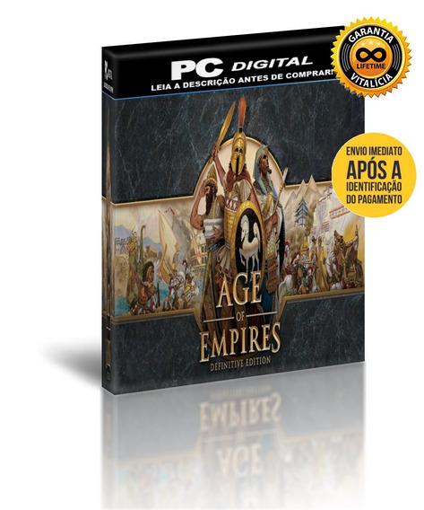 Age Of Empires Definitive Edition - Pc Digital + Brinde