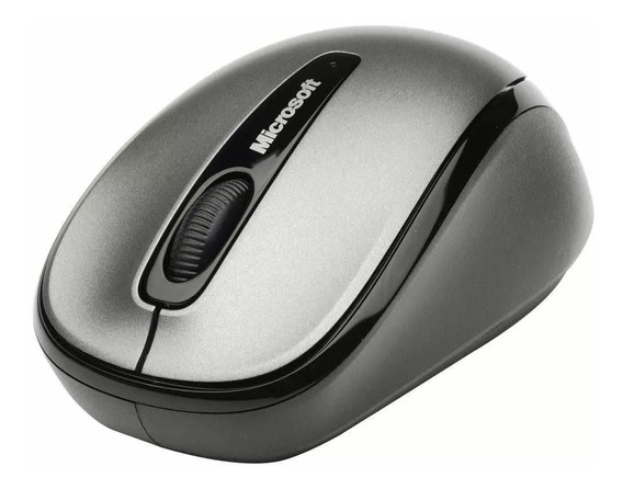 Mouse Microsoft Wireless Mobile 3500 Sem Fio - Original