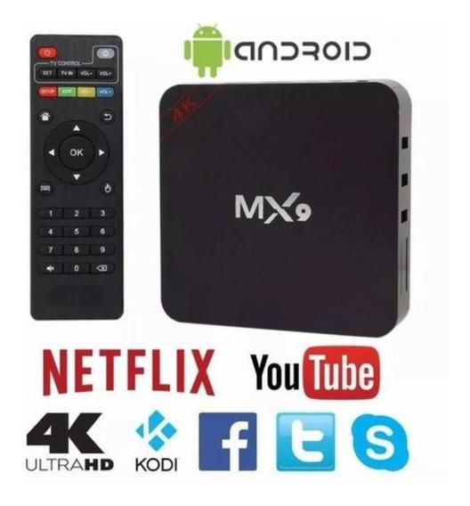 Tv Box Kodi Configurado