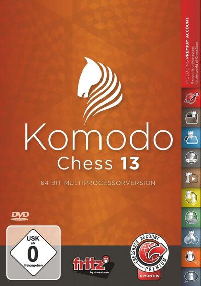 Komodo Chess 13 - Programa De Xadrez
