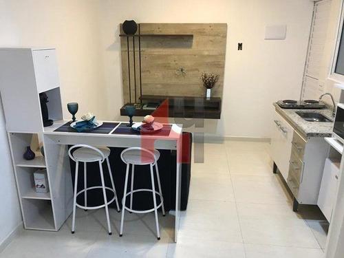 Imagem 1 de 15 de Studio Para Alugar, 35 M² Por R$ 1.800,00/mês - Vila Dom Pedro I - São Paulo/sp - St0031