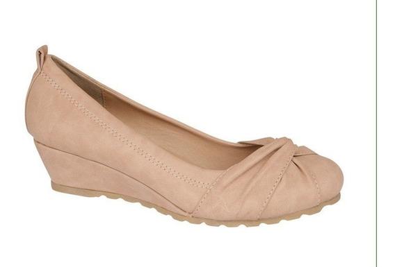 Zapatos Barker Con Taco Super Acolchados Local Microcentro