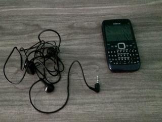Nokia E63 Usado (teclado Internacional)