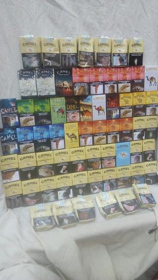 Camel Lote De 64 Cajas Y Paquetes
