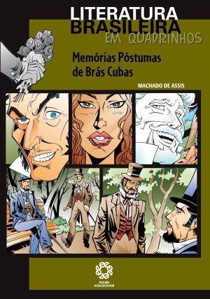 Memórias Póstumas De Brás Cubas - Coleção Literatura Bras...