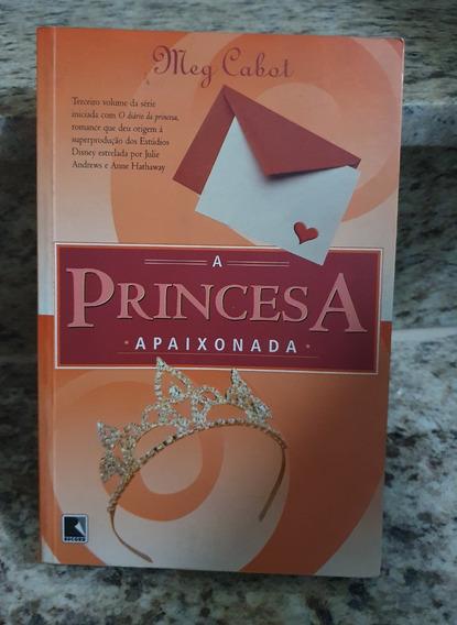 Livro A Princesa Apaixonada - Meg Cabot
