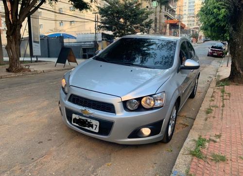 Chevrolet Sonic 2012 1.6 16v Ltz Aut. 4p