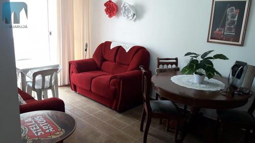 Imagem 1 de 23 de Apartamento A Venda No Bairro Centro Em Guarujá - Sp.  - 980-1