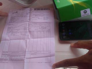 Celular Moto G7 Power Azul Tem Conversa No Valor 75982959134