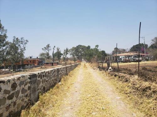 Imagen 1 de 7 de Terreno En Venta Mexquemeca