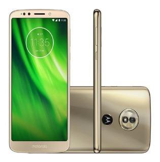 Celular Motorola Moto G6 Play Ouro Dualchip 32gb 5 Original