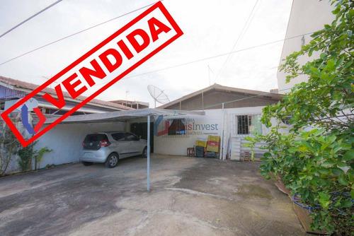 Casa Com 3 Dormitórios À Venda, 69 M² - Maracanã - Colombo/pr - Ca0019
