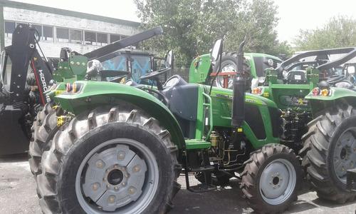 Imagen 1 de 14 de Tractor Doble Tracción Compacto  Frutero Tipo New Holland 60