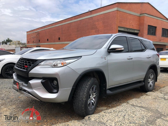 Toyota Fortuner 50 Aniversario Trd Mod 2018 Automatica