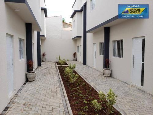 Condomínio Vila Haro De Casas. Oportunidade Excelente. - Ca2617