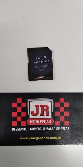 Cartao Memoria Sd Original Som Gps Land Rover Jaguar B*