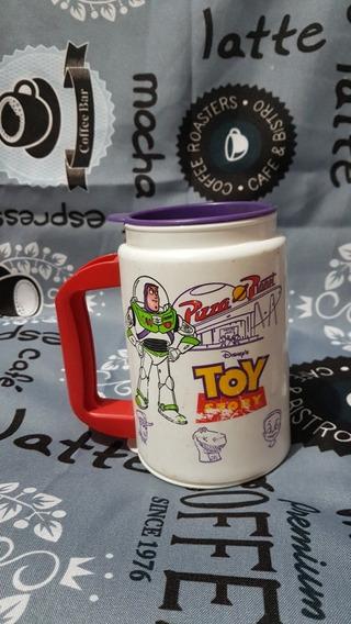 Vaso De Toy Story Pizza Planet Coca Cola Disney Usa
