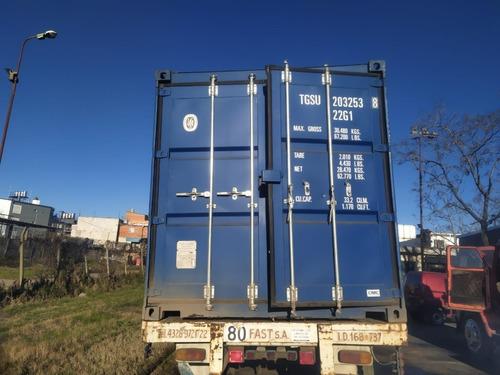 Container Contenedores Maritimo Usado 20' / 40'