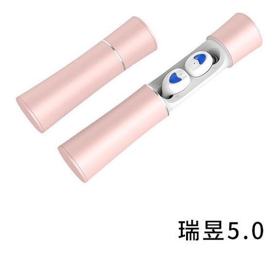 20 Rose Gold #tw -fz-21 Modelo Privado Longo Tws Bluetooth F