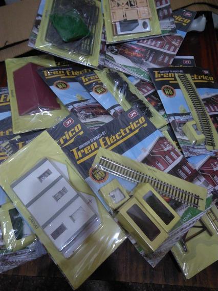 Construye Tu Maqueta Del Tren Electrico Faciculo Del 1 Al 50