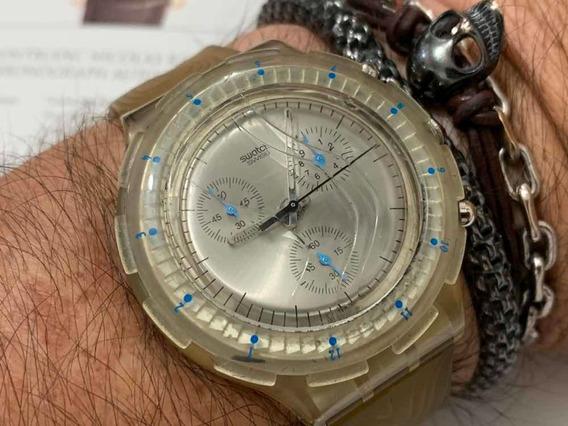 Swatch Chronograph Quartz Swiss Made