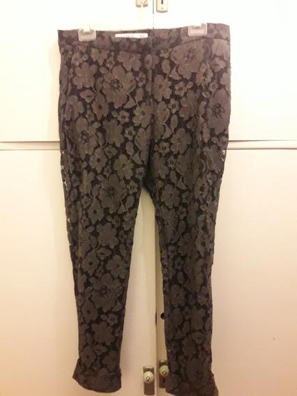 Pantalon Cardon De Encaje